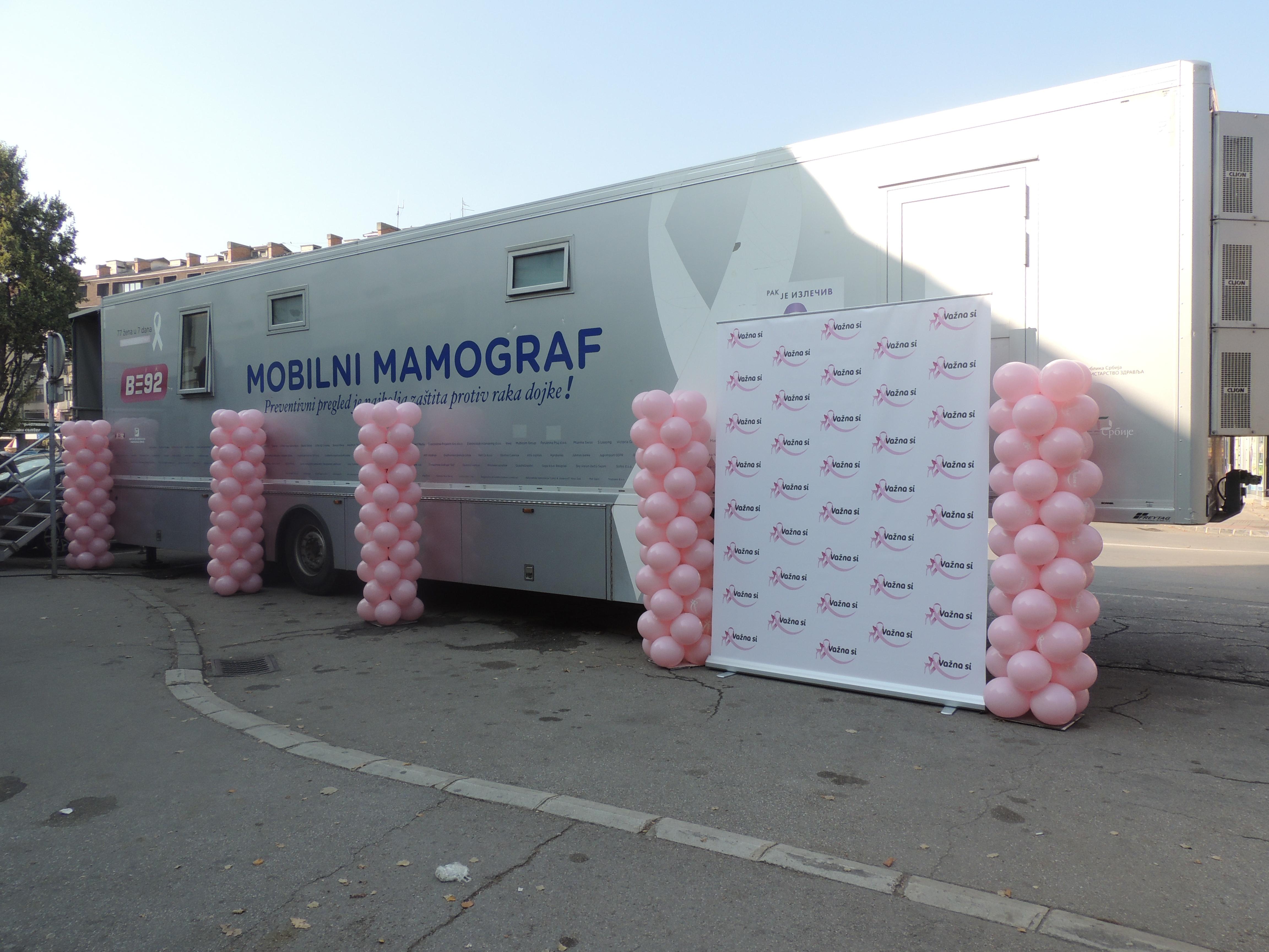Besplatni mamografski pregledi do kraja nedelje 24680
