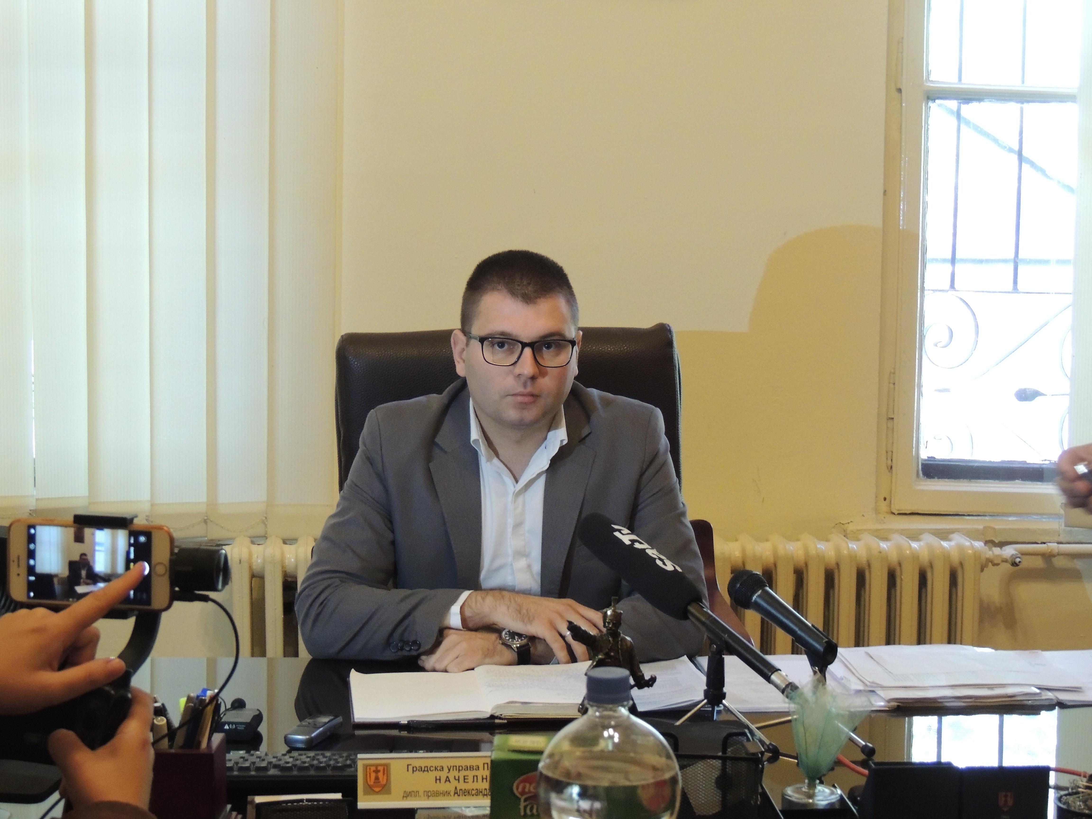 Održan prijem građana kod načelnika Gradske uprave 28159