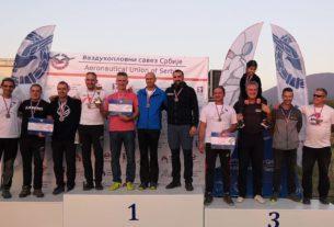 "Paraglajding klub ""Beli orlovi"" na Državnom prvenstvu osvojio bronzanu medalju 25176"