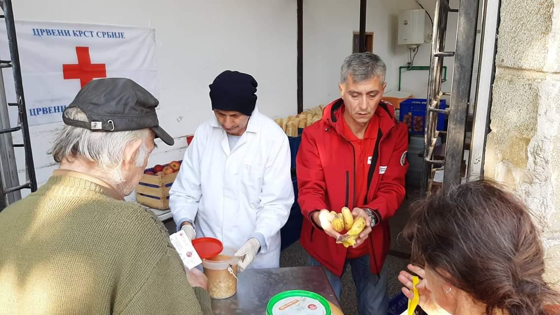 Crveni krst Požarevac obeležio Svetski dan borbe protiv siromaštva 24709