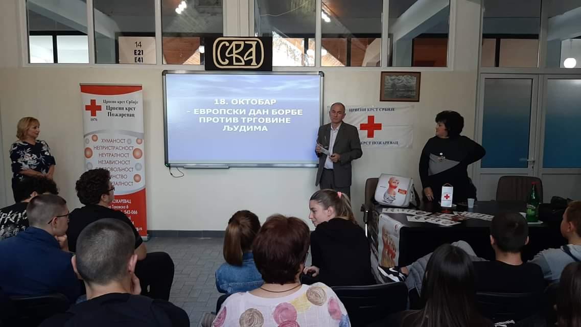 18.Oktobar - Evropski dan borbe protiv trgovine ljudima 24743