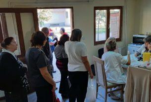 Provera zdravstvenog stanja starijih građana kostolačke opštine 7