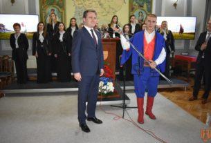Vitezu Marku Milenkoviću uručena sablja u trajnom vlasništvu 24606