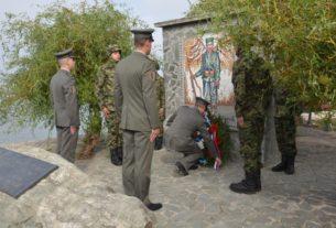 Polaganjem venaca odana počast braniocima Stiga u Prvom svetskom ratu u Ramu 24332