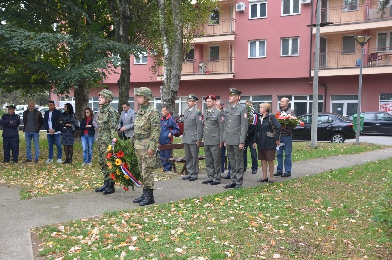 Obeležen Dan oslobođenja Velikog Gradišta u Drugom svetskom ratu 24390