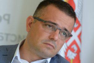 Ministar Nedimović obilazi završne radove na brani u Busuru 25254