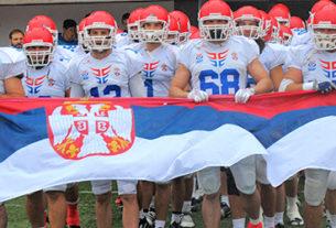 Reprezentacija Srbije u američkom fudbalu dočekuje nacionalni tim Češke Republike 27. oktobra na Gradskom stadionu u Požarevcu 24350