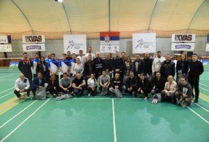 Badminton: Učenički domovi postaju deo porodice 26517