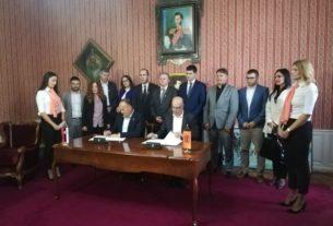 Potpisan Sporazum o formiranju učeničkih zadruga 25699