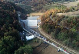 """Rekonstruisana brana """"Busur"""" štitiće meštane od bujičnih poplava 25388"""