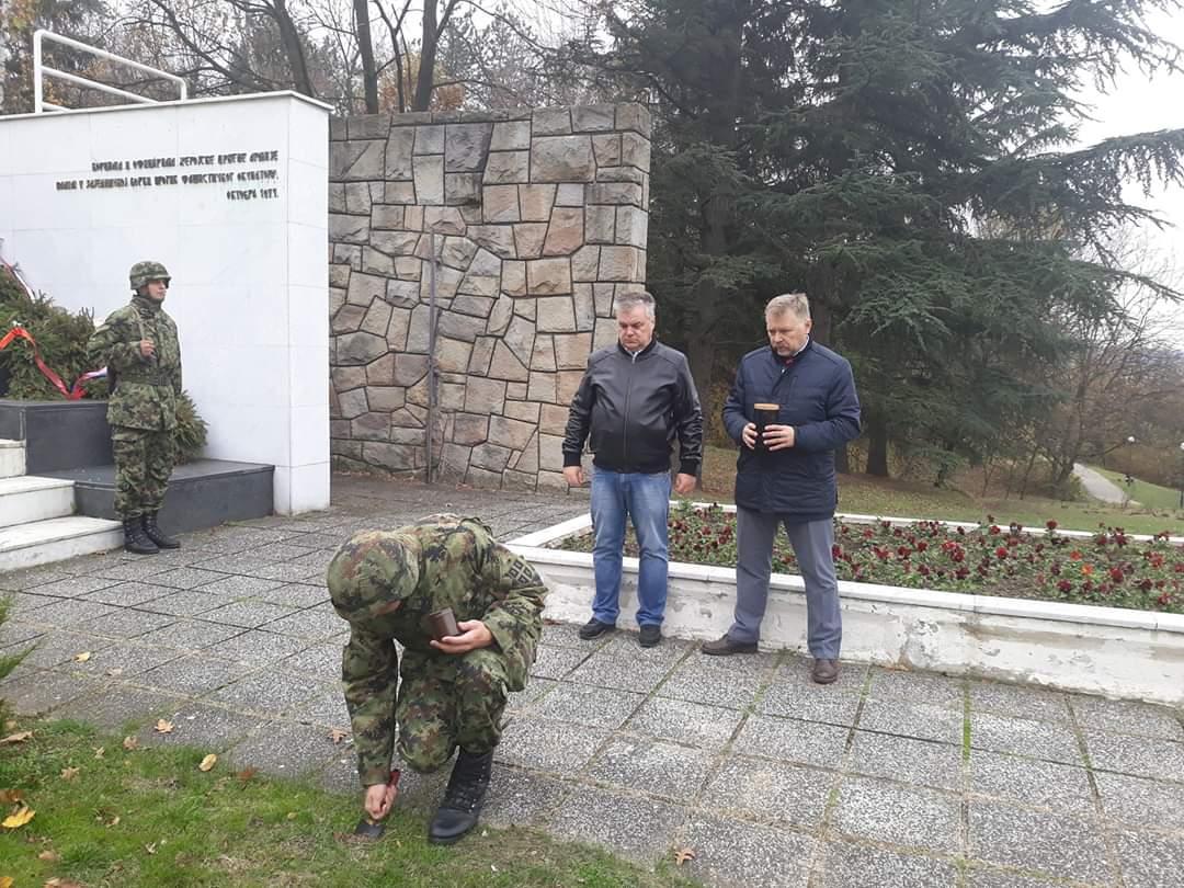 Grumen zemlje sa Čačalice poslat za Rusiju - Gradi se najveća crkva u Rusiji posvećena vojnicima Rusije 26187