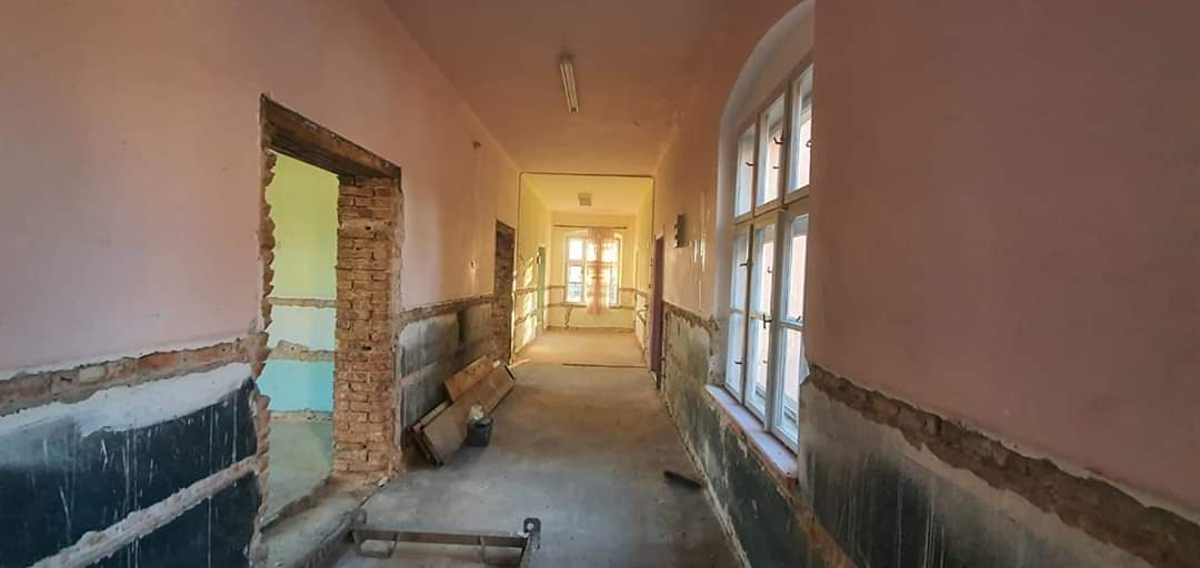"Rekonstrukcija objekta osnovne škole "" Profesor Brana Paunović"" Rašanac 26221"