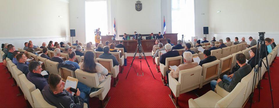 42. Sednica Skupštine opštine Petrovac na Mlavi 29956