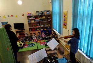 "Mini koncert za predškolce vrtića ""Lane"" 25589"