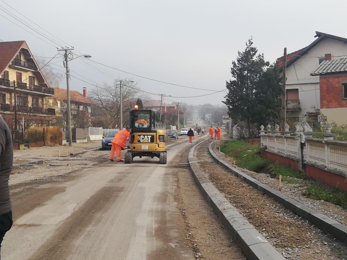 """Nakon rekonstrukcije PP Odreda, nova zgrada Mesne zajednice """"Čačalica"""" 26815"""