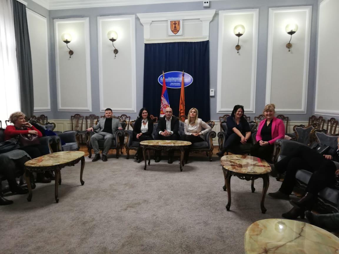 Održana osnivačka Skupština Udruženja direktora predškolskih ustanova Srbije u Požarevcu 26980