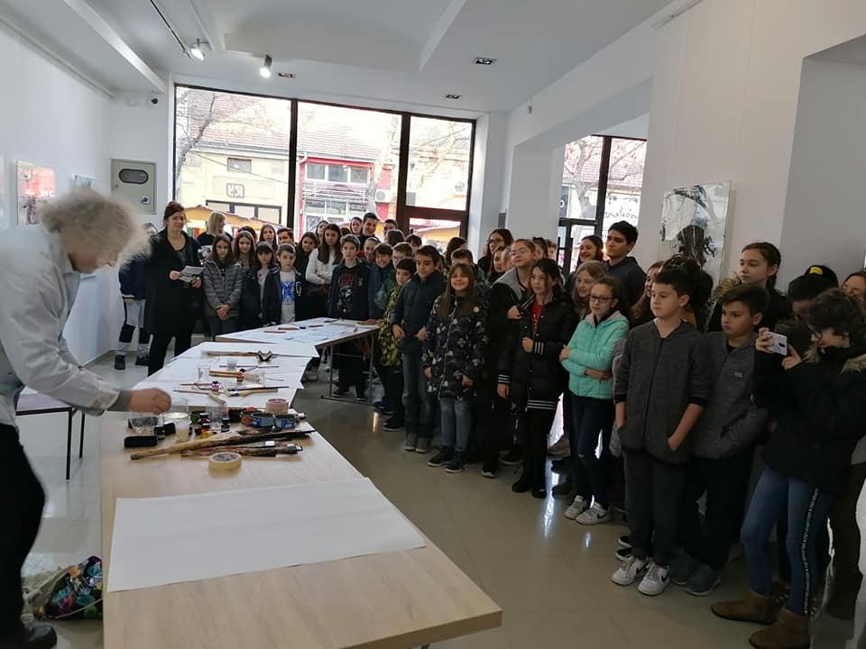 Izložba kaligrafskih radova SLOVO-CRTEŽ 27174