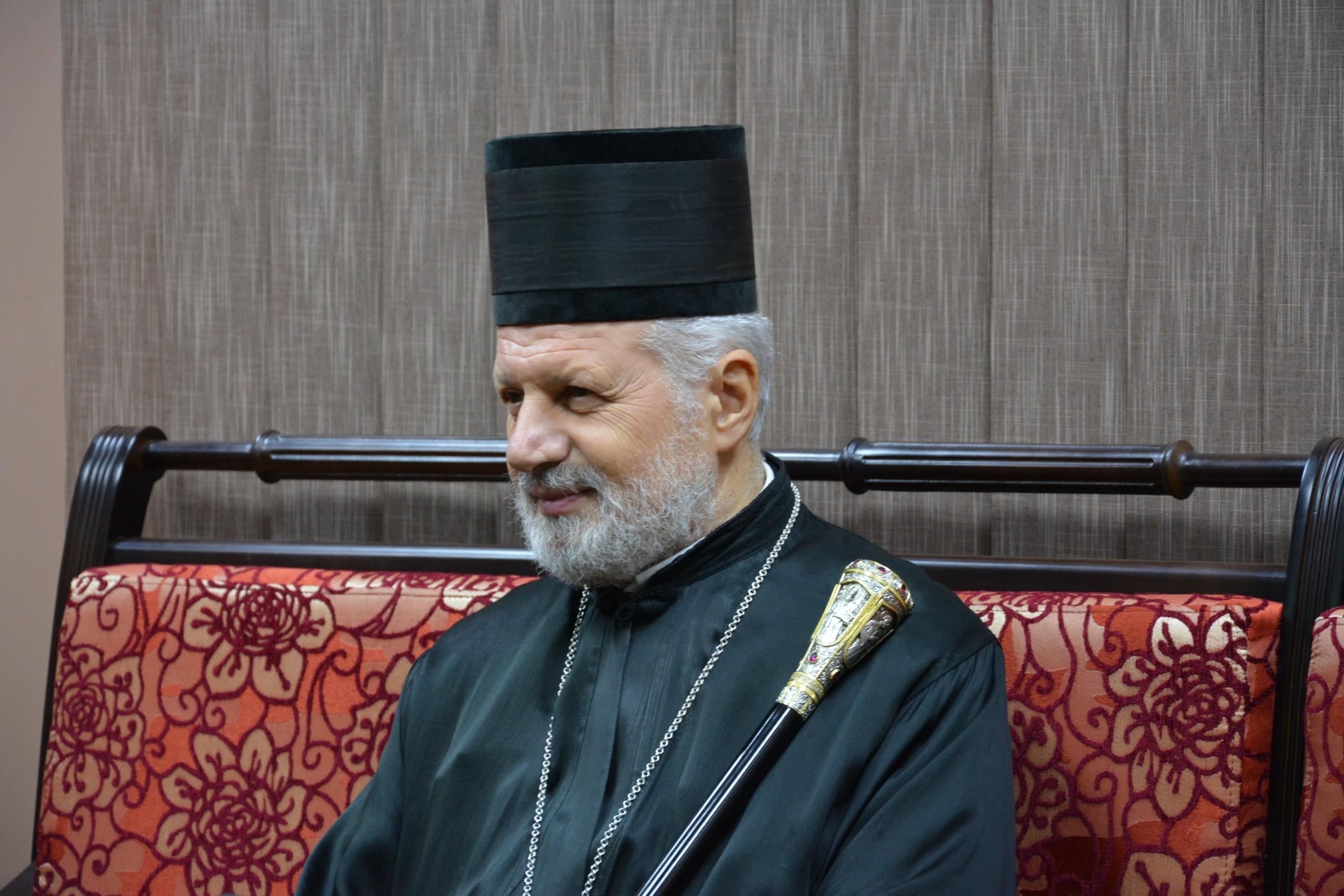 Episkop braničevski dr Ignjatije o jubileju SPC 26685