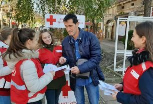 Crveni krst Požarevac obeležio Međunarodni dan volontera 26846