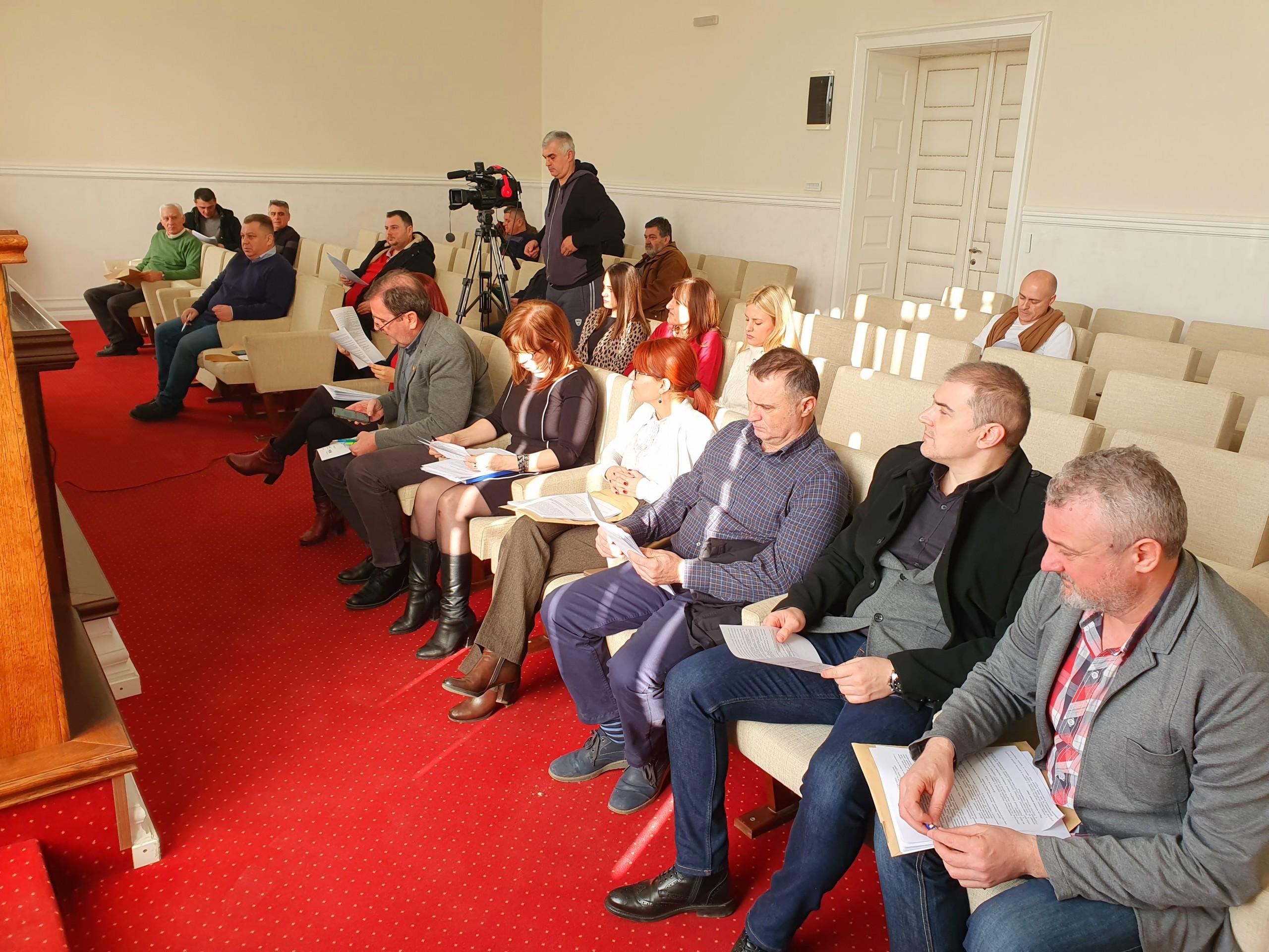 Održana 99. sednica Opštinskog veća opštine Petrovac na Mlavi 28661