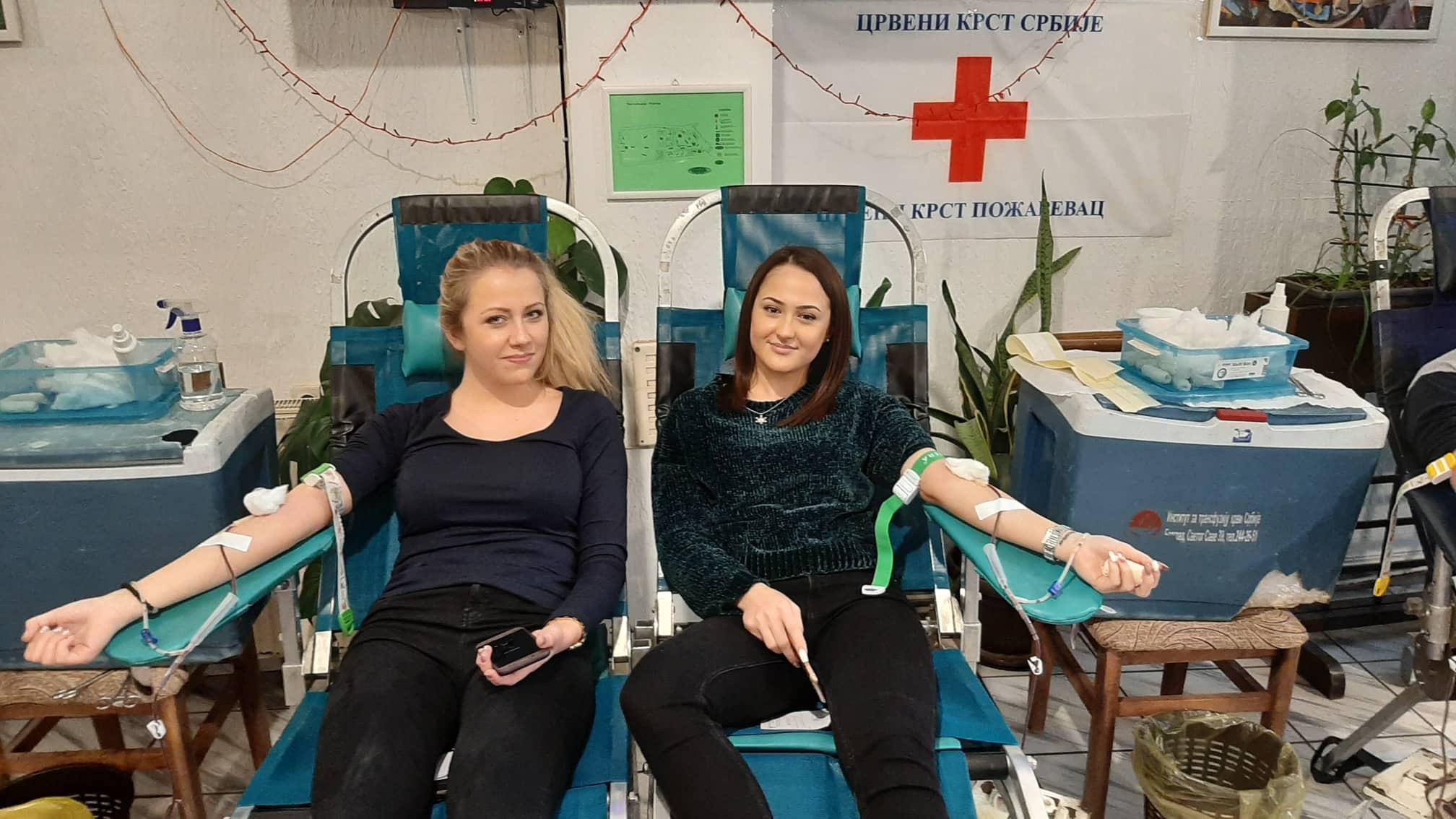 Akcija dobrovoljnog davanja krvi u četvrtak 6.februara 2020. 29301