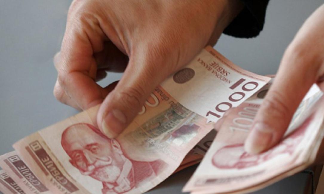 Dinar u ponedeljak najniži u 2020. godini 31464