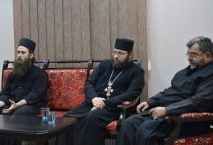 """Obeleženo 630 godina manastira Tumane u NB """"Đura Jakšić"""" 30421"""