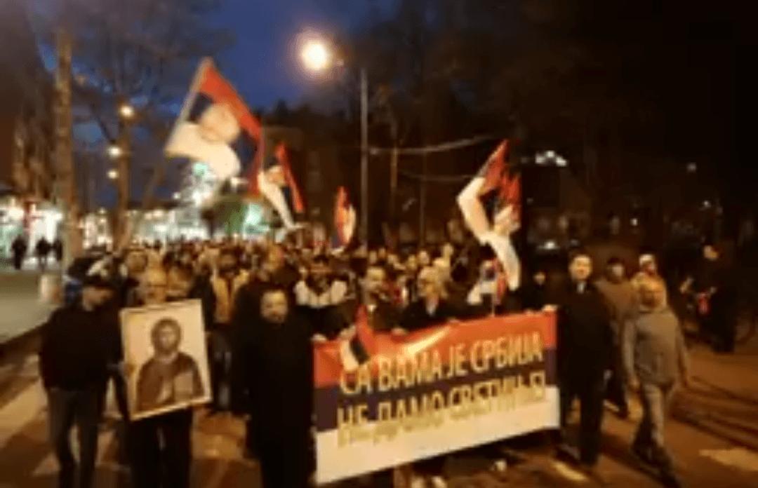 Podrška pravoslavnim vernicima u Crnoj Gori u Požarevcu 29208