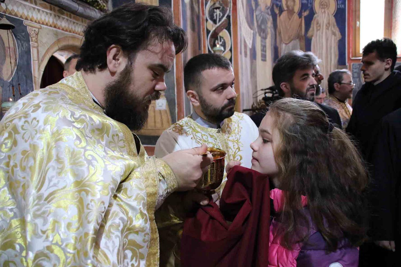 Patrijaraška Liturgija u manastiru Tumanu 30396