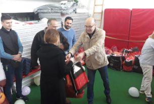 Dodeljena oprema za Atletski klub Požarevac 29215
