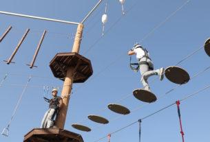 Avantura park na Viminaciumu ovog vikenda počinje sa radom 40526