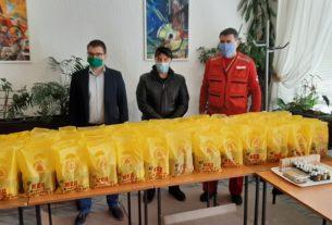 Udruženje pčelara Požarevac uručili donaciju za socijalno ugrožena lica starija od 65 godina 32688