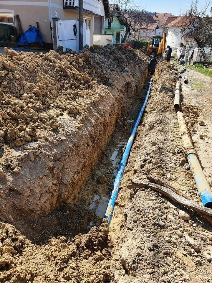 Novi infrastrukturni radovi u opštini Petrovac na Mlavi 31524