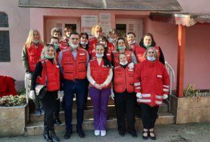 Aktivnosti Crvenog krsta Požarevac za vreme vanrednog stanja 32184