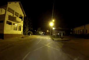 Naselje Kličevac za vreme policijskog časa! 32624