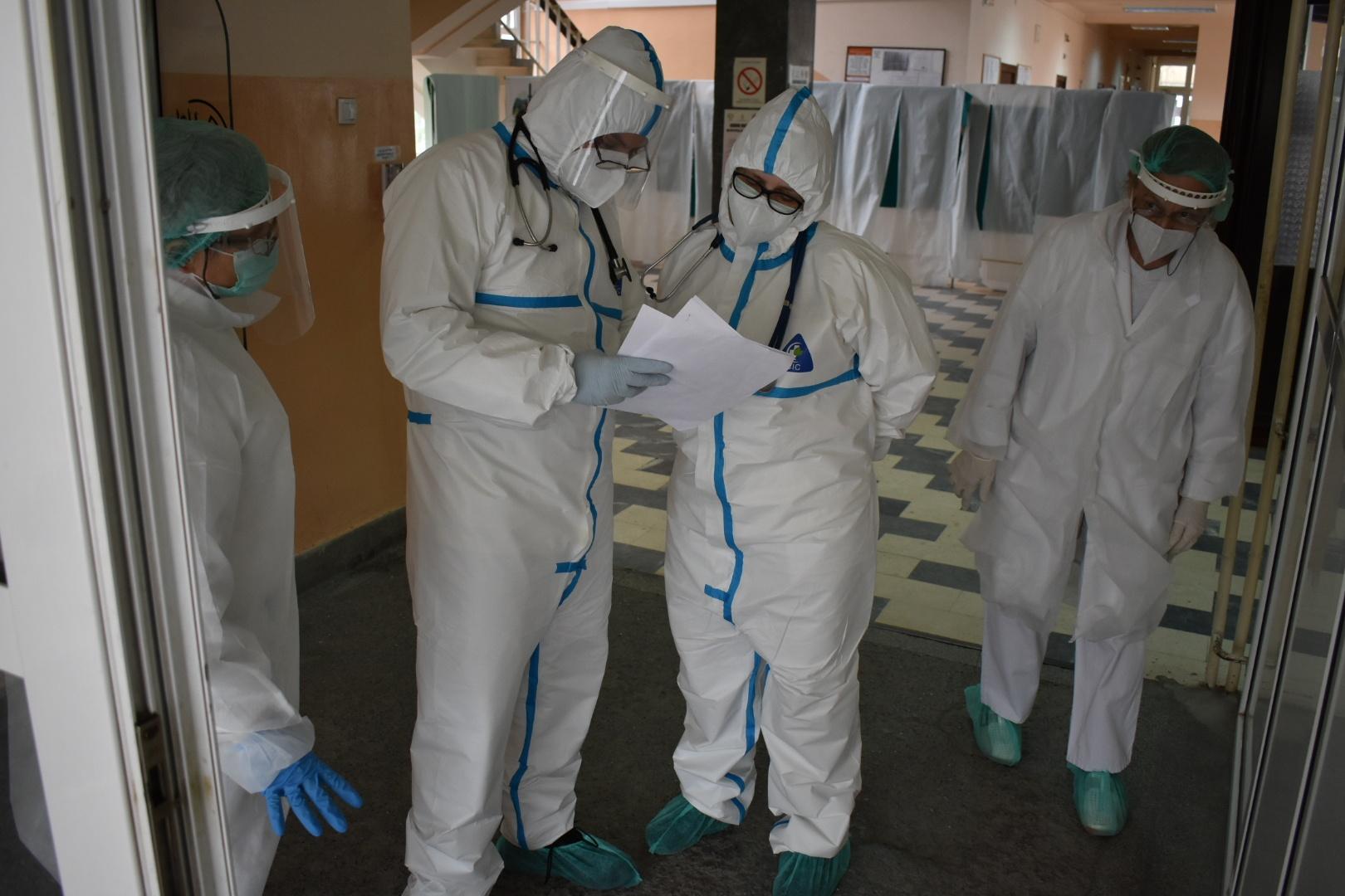 Domu zdravlja Požarevac donirana medicinska i zaštitna oprema 32991