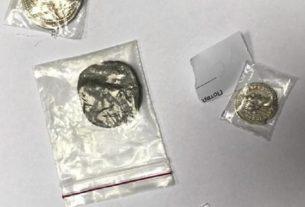Carinici zaplenili rimske novčiće na Batrovcima nađenim kod Požarevljanina 31151