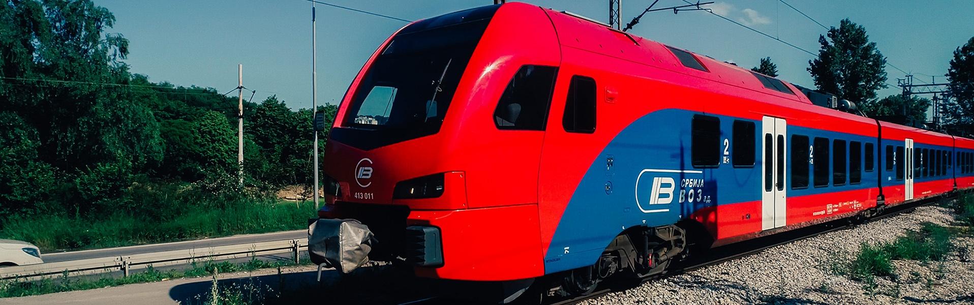 Povećan broj polazaka vozova za prevoz putnika u unutrašnjem saobraćaju 35624