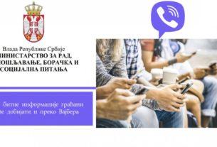 Svе bitnе informacijе građani ćе dobijati i prеko Vajbеra 32406