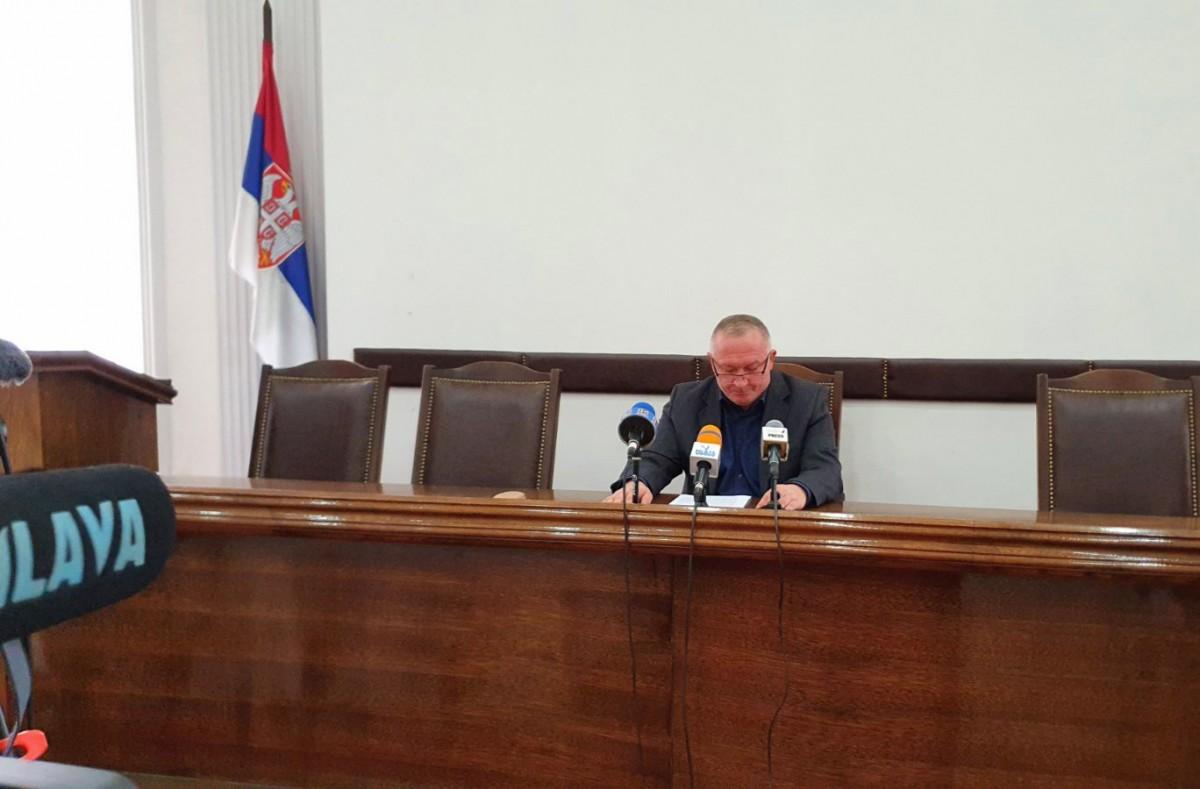 Saopštenje predsednika opštine (14.04.2020. godine) Petrovac na Mlavi 34143