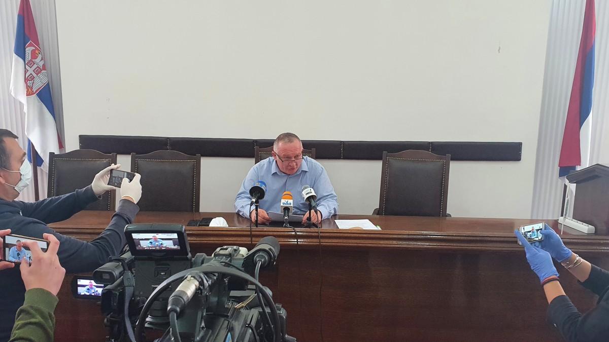 Saopštenje predsednika opštine (21.04.2020. godine) Petrovac na Mlavi 34588