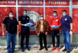 """Odbojkaški klub """"Mladi radnik"""" iz Požarevca pokreće humanitarnu akciju 33919"""