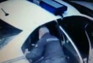 Uhapšeni lomio retrovizore, pa psovao policiju 34353