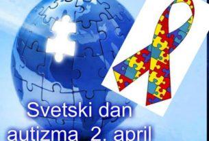"""Svetski dan autizma : """" Mogu da učim, mogu da radim"""" 33208"""