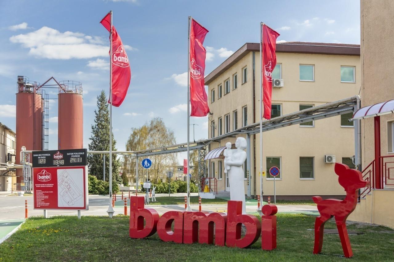 Bambi od početka krize izazvane epidemijom koronavirusa donirao više od 30 miliona dinara 39001