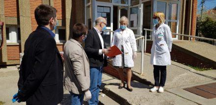 Požarevac: donacija Opštoj bolnici 3d štampača za zaštitne vizire i druge zaštitne opreme 33776