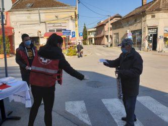 Opština Veliko Gradište podeliće građanima 4.000 maski 33531