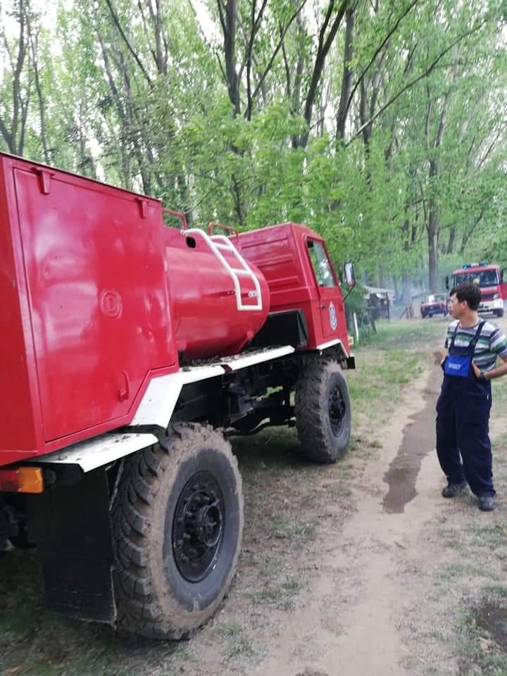 """Požar u vikend naselju """"Konjsko groblje""""FOTO 35414"""