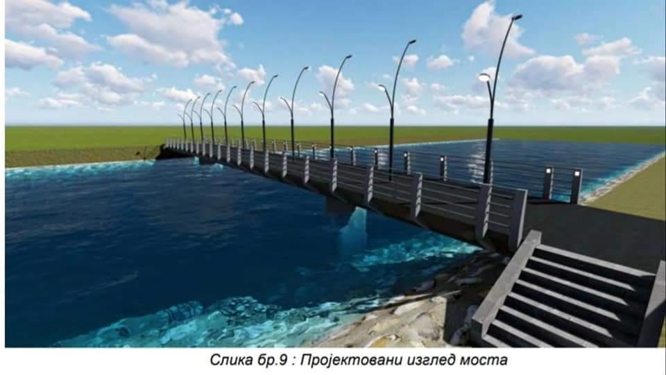 Raspisan tender za izgradnju puta Vezičevo-Zlatovo i za rekonstrukciju pešačkog mosta preko Mlave 35551