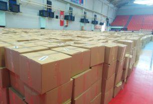 Požarevac: počela raspodela paketa pomoći najugroženijima 35644